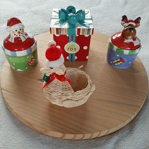 🎁🎄🎁Holiday Candy Jar Collection🎁🎄🎁
